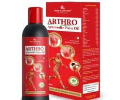 Ayurvedic Oil for Joint Pain Relief