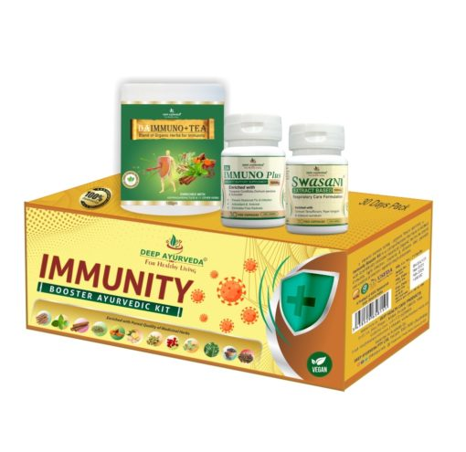 natural immunity booster pack | prevent viral infection & seasonal flu | boost immune system of all family | post covid care & preventive care