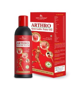 Arthro Ayurvedic Joint Pain Oil