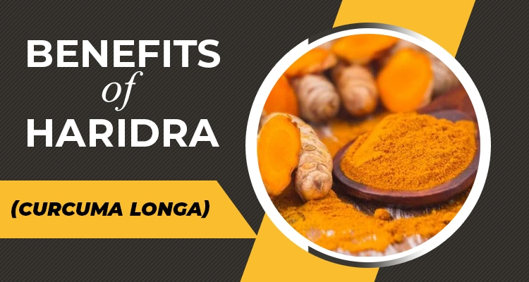 Haridra Benefits